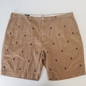 Polo Ralph Lauren Embroidered Pony Shorts